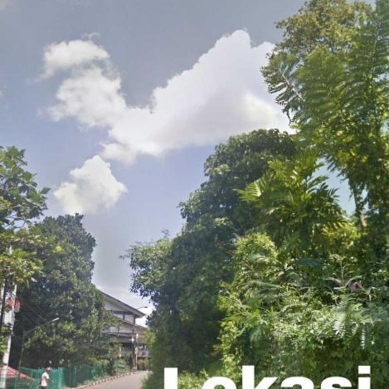 Tanah Dijual di Kota Bandung sayap Dago, jalan Tubagus Ismail,