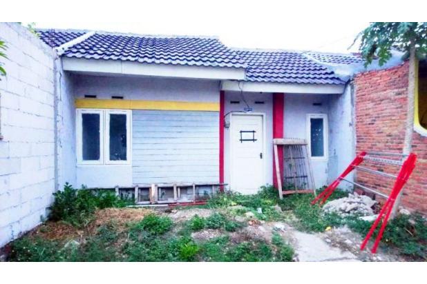Rp82jt Rumah Dijual