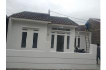 Rumah asri desain modern di pesona bumi paniisan kab. Bandung