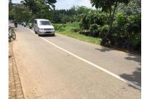 Tanah Bantar Gebang Bekasi Pinggir Jl Raya Luas 2.875m2 Rp 1,7 Jt/Meter SHM