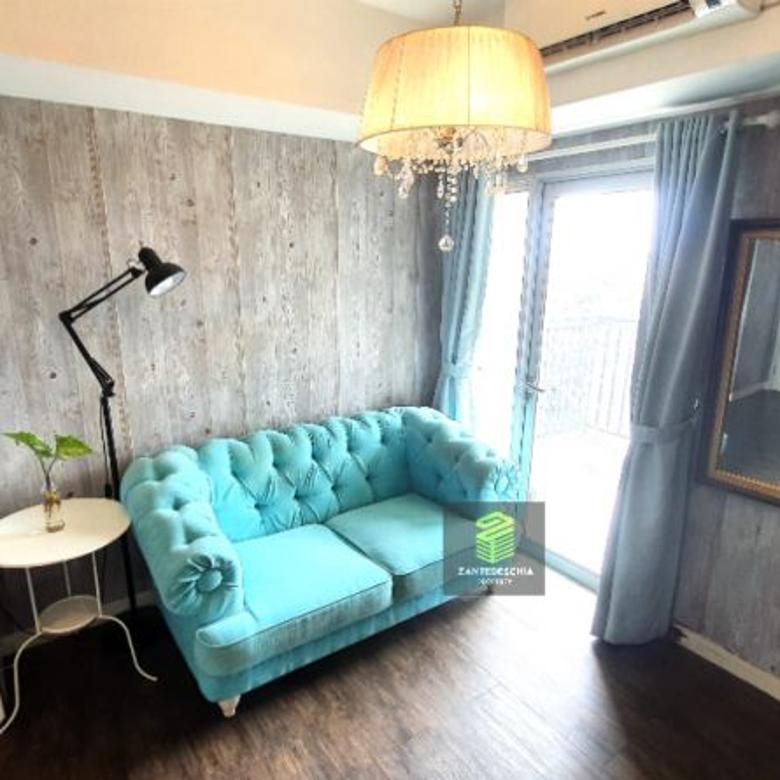 Vintage Style 1 Bedroom for Rent at The Wave Rasuna Kuningan