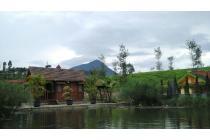 Jual Cepat Villa di Ciwidey - Best Mountain View & Kebun Teh