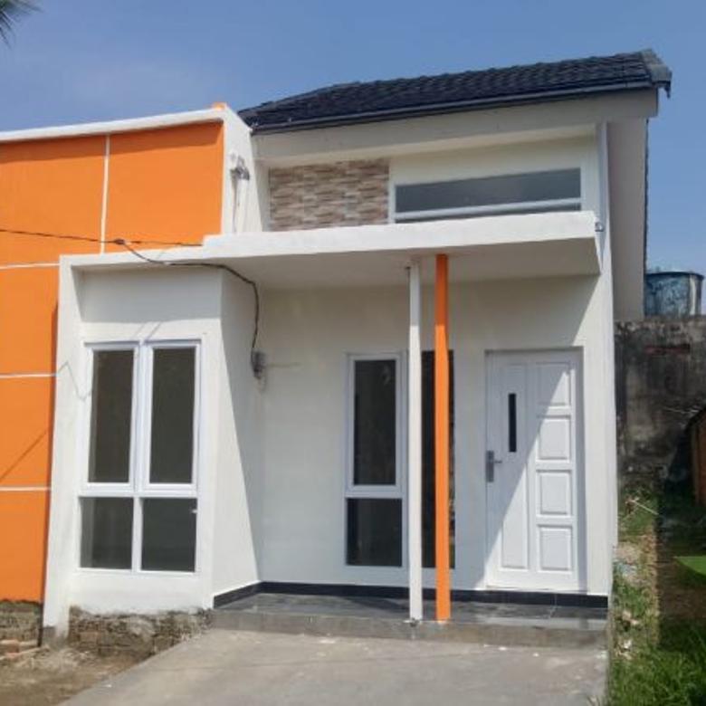 Rumah Minimalis Type 54 di Maskarebet