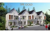 Rumah baru Minimalis, dekat Gasibu Bandung City Light 2 lantai 700Jtan! KPR