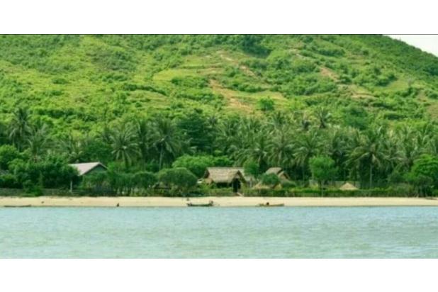 villa dijual murah di teluk awang lombok