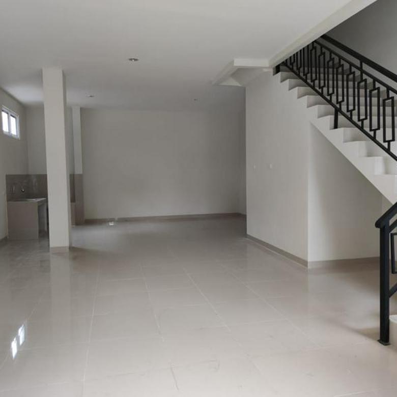 Rumah Muara Karang Brand New 95m Hoek Siap Huni