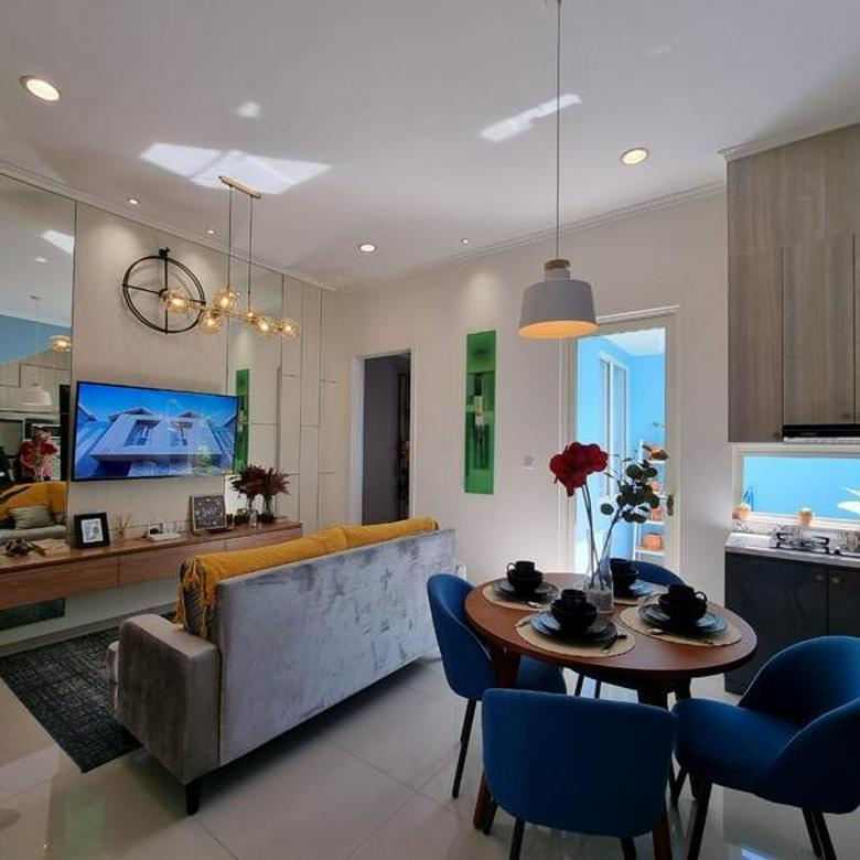 Rumah Bagus Siap Huni di Fedora Park @Cikupa Tangerang 6x12,5