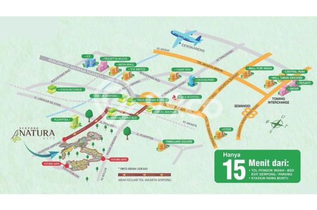 Rumah Baru Murah Premium di Fidelia dekat Mall AEON 13873038