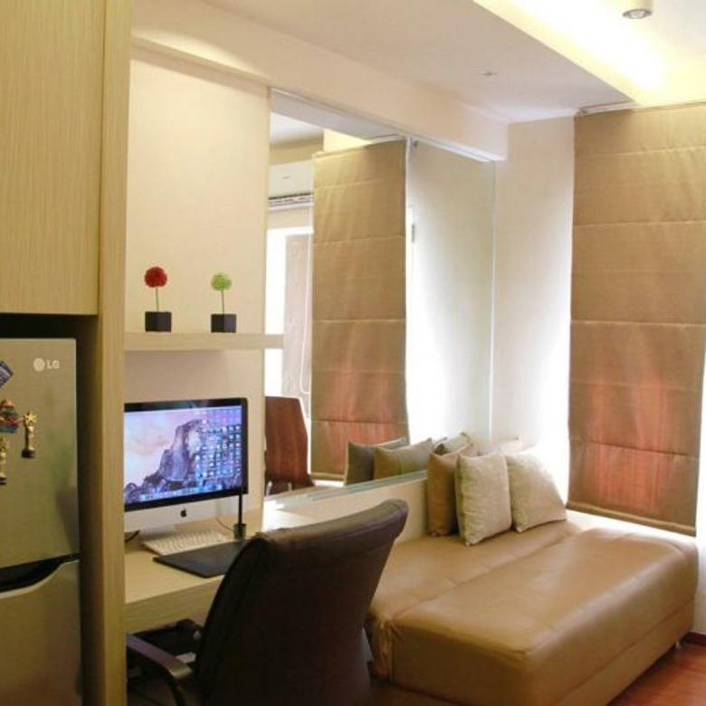 (TM).Apartemen Puncak Kertajaya Tower B Lt.19 interior design