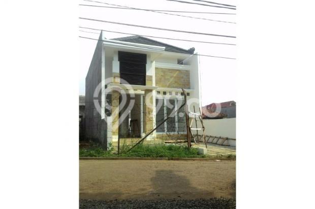 Rumah cantik 2 lantai di Cibubur, sangat strategis dan dekat tol 9840230