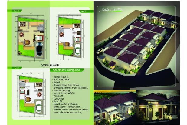 Rumah 500 Jt-an Bisa KPR Tanpa Uang Muka 16224329