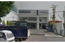 Showroom Ex Hyundai HR Muhammad Sebelah SPBU