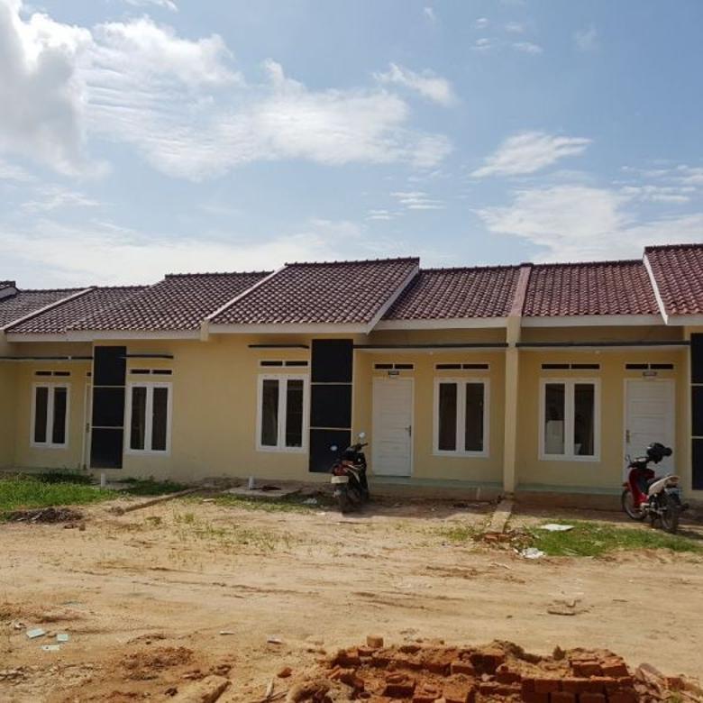 Dijual Rumah Subsidi Strategis Di Griya Jabal Nur, Way ...