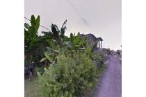 Tanah strategis dalam kota, cocok hunian /homestay