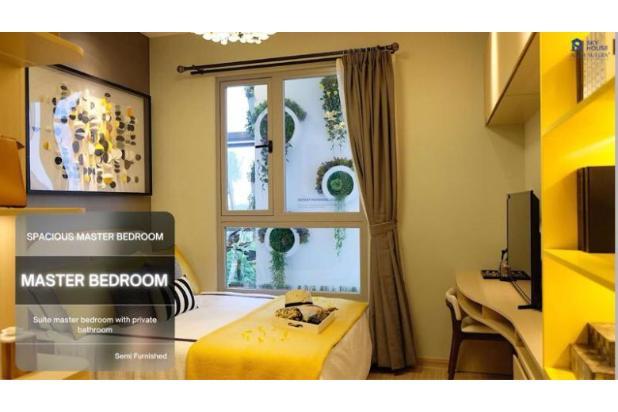Rp2,21mily Apartemen Dijual