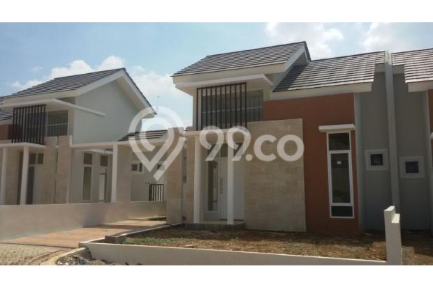 Rumah Tipe Jasmine 45/150 Citra Indah City 3873006