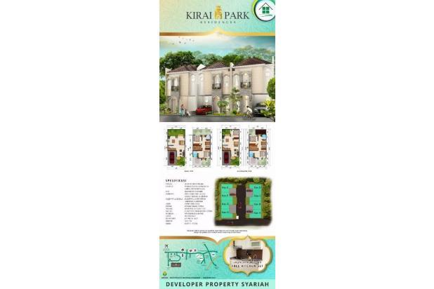 RUMAH SYARIAH 2 LANTAI DI TANGERANG SELATAN   KIRAI PARK RESIDENCE 19303977