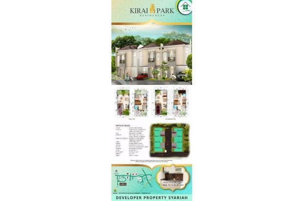 RUMAH SYARIAH 2 LANTAI DI TANGERANG SELATAN | KIRAI PARK RESIDENCE 19303977