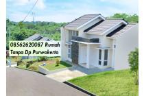 Rumah dijual Purwokerto Tanpa DP tipe 45 / 96 Griya Satria BUkit NIrwana