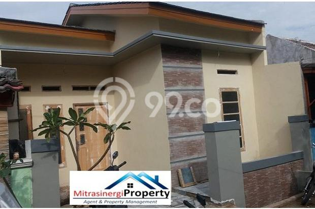 Rumah Manis Full Renovasi di Grand Pondok Ungu Permai 16049745