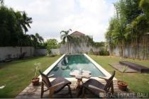 Tropical living at its best, 4 bedroom villa for sale in Berawa