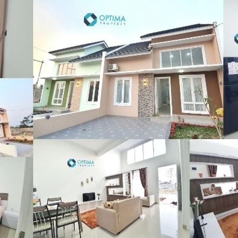 Rumah Baru di Perumahan Purwomartani dekat Maguwo, Bandara,UPN