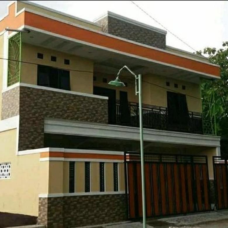 JuaL Rumah [ 3 Lantai Lokasi Ceper Klaten .