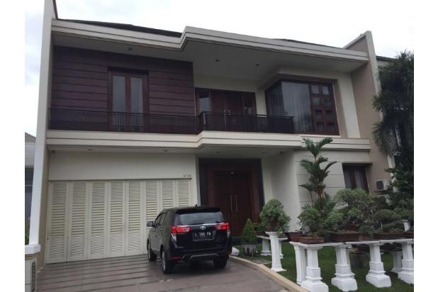 Dijual Rumah Full Furnish Pakuwon Indah Cluster VBR Asri Dan Terawat 17149656