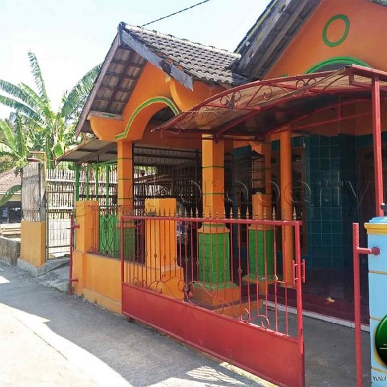 Rumah Dijual jalan Wonosari Km 11 ( FB 132 )