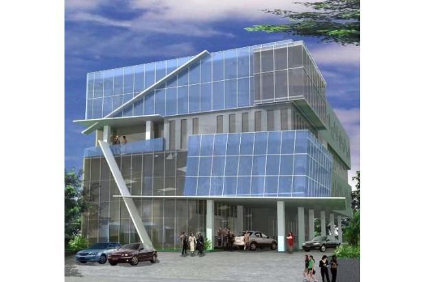 Disewa Ruang Kantor 540 sqm di Graha Dinamika, Gambir, Jakarta Pusat 16515834