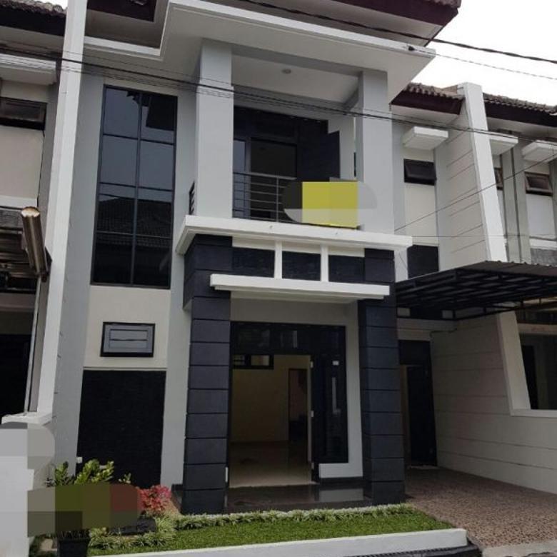 Rumah Baru Renovasi 2 lantai bergaya modren minimalis,cocok untuk investasi