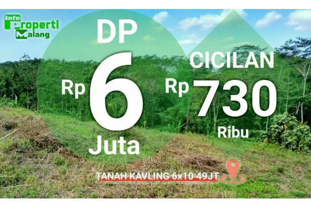 Rp49jt Tanah Dijual