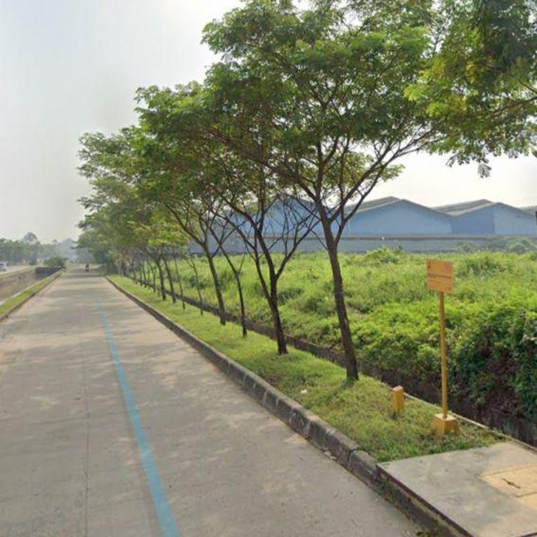 Tanah di kawasan industri ABJ,Raya Serang,KM 20,Balaradja Barat