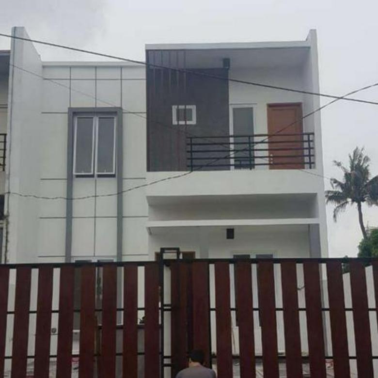 Rumah Brand New di Tanah Kusir