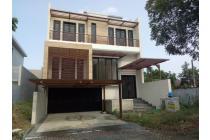 Rumah dijual di Villa Taman Telaga Surabaya Barat dengan lokasi strategis