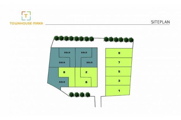 Rp1,85mily Tanah Dijual