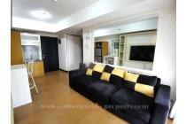 For Rent 1 Bedroom East View at The Wave Rasuna (Coral Sand) Kuningan