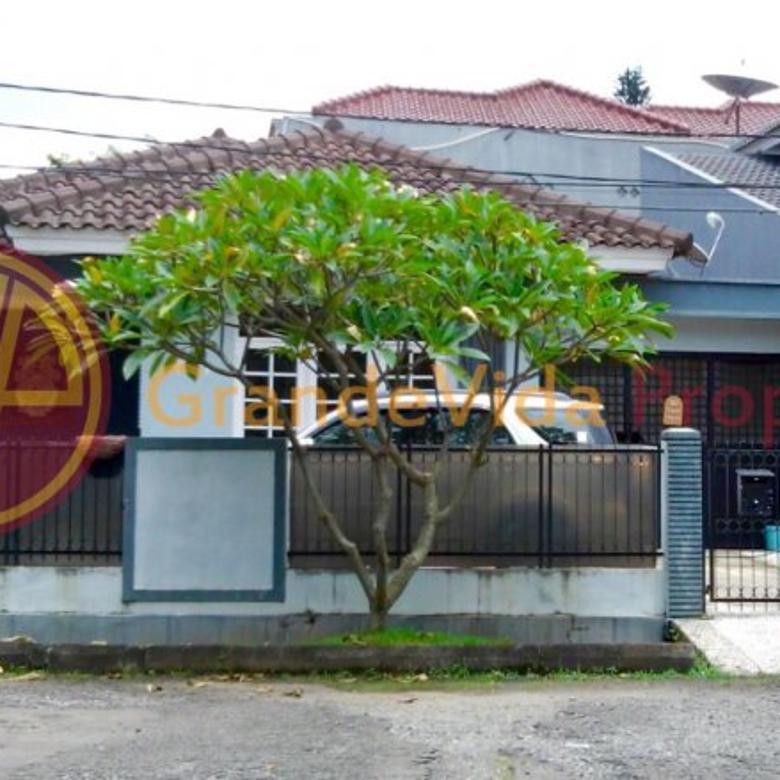 Villa Melati Mas, Rumah Nyaman Halaman Luas Posisi di Hook