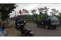 Dijual Tanah Strategis di Jl Raya Tapos Cimanggis Depok