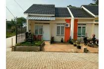 Rumah dalam cluster desain exclusive di bekasi timur