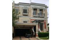 Rumah Kelapa Gading (Royal Mansion) 14x27m 3lantai