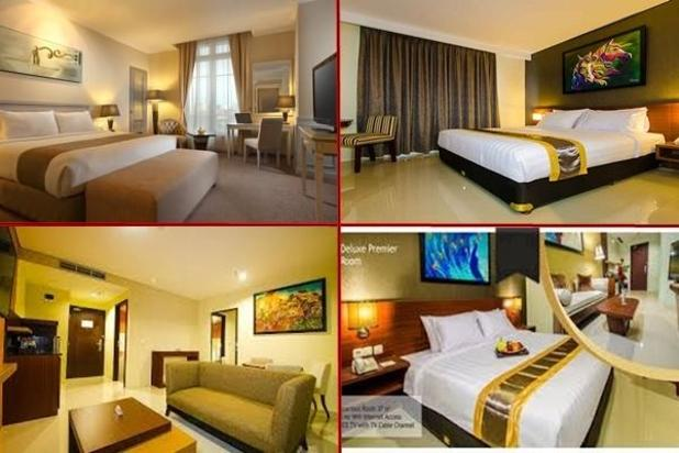 Rp350mily Hotel Dijual