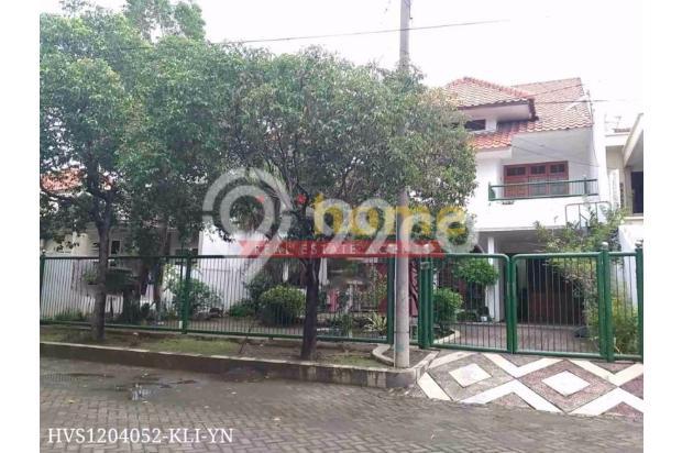 CITIHOME - Rumah Klampis Indah di belakang ada halaman siap huni 14317612
