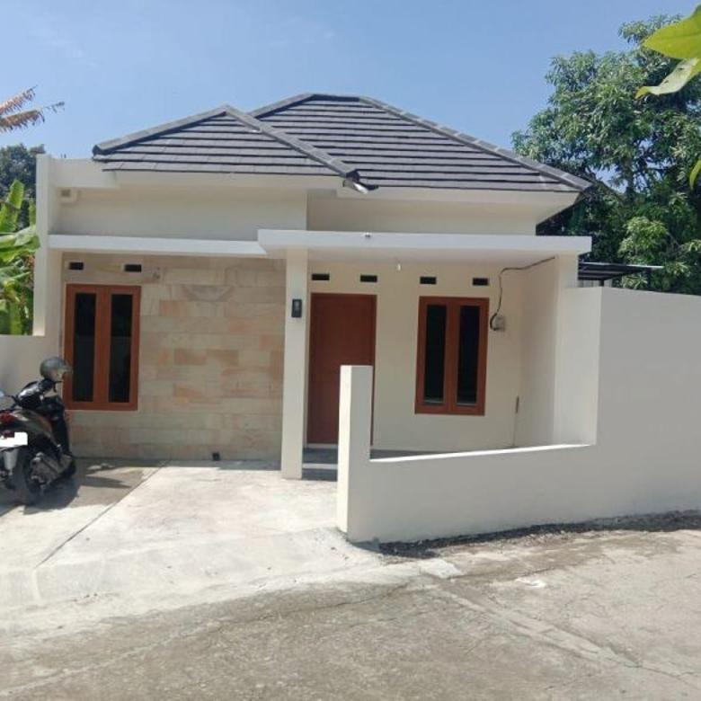 Jual Rumah Siap Huni Cantik Selatan Perumahan Pertamina Sleman