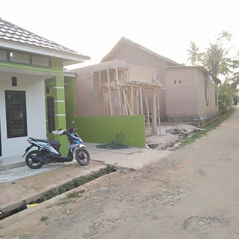 Rumah Murah Spek Mewah Kota Metro Kredit Murni Tanpa Bank