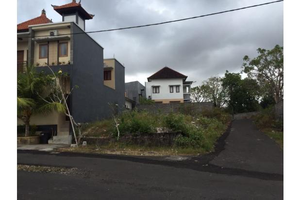 ( BUC ) Lelang Murah Tanah Lokasi Hook, Kawasan Rumah Villa 13696612