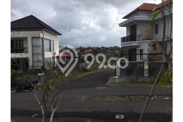 ( BUC ) Lelang Murah Tanah Lokasi Hook, Kawasan Rumah Villa 13696617