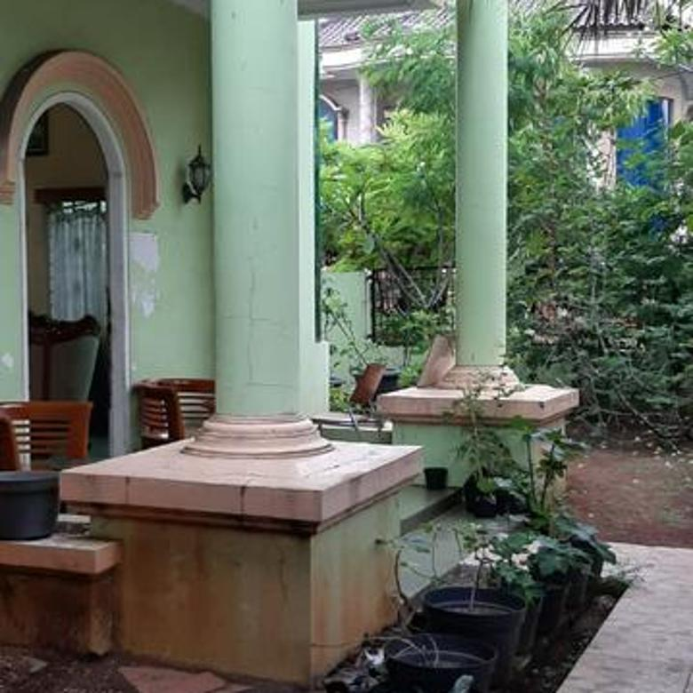 Rumah asri di Tm.modern jakarta