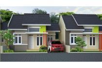 Dijual Rumah Cluster tipe 48/120 di Singgalang