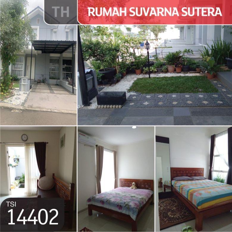Rumah Suvarna Sutera, Cluster Bahana, Cikupa, Tangerang, 6x17m